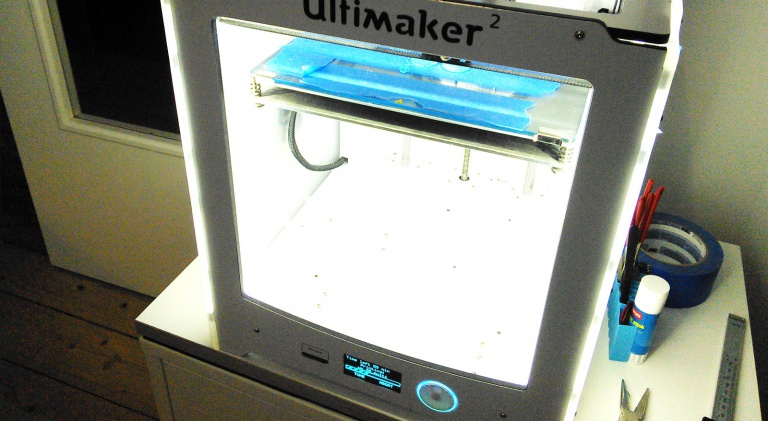 Webmontag #25 | Ultimaker-Demo